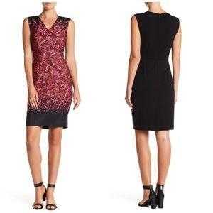 Cynthia Steffe Haley Sleeveless Print Dress Size 6